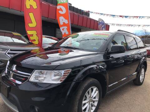 2017 Dodge Journey for sale at Duke City Auto LLC in Gallup NM