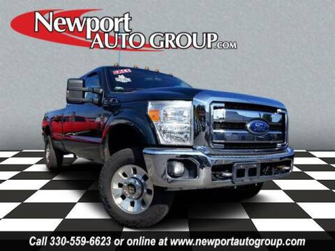 2011 Ford F-250 Super Duty for sale at Newport Auto Group in Austintown OH