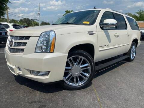 2013 Cadillac Escalade ESV for sale at iDeal Auto in Raleigh NC