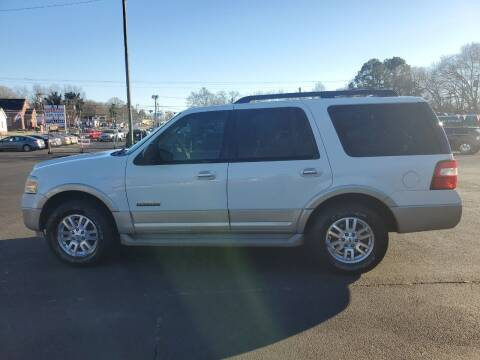 2008 Ford Expedition for sale at A-1 Auto Sales in Anderson SC