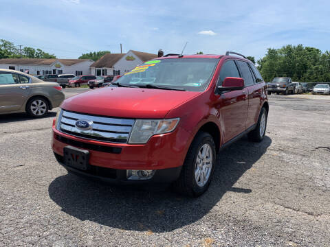 2007 Ford Edge for sale at Credit Connection Auto Sales Dover in Dover PA