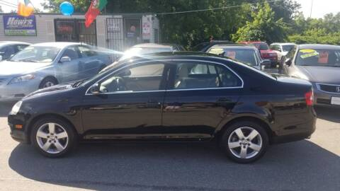 2008 Volkswagen Jetta for sale at Howe's Auto Sales in Lowell MA
