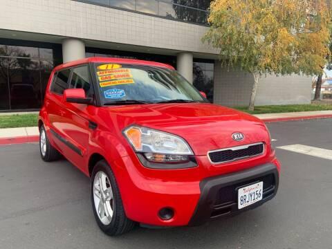2011 Kia Soul for sale at Right Cars Auto Sales in Sacramento CA