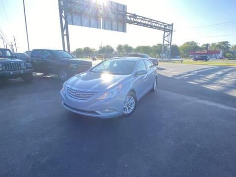 2013 Hyundai Sonata for sale at CARMART Of New Castle in New Castle DE