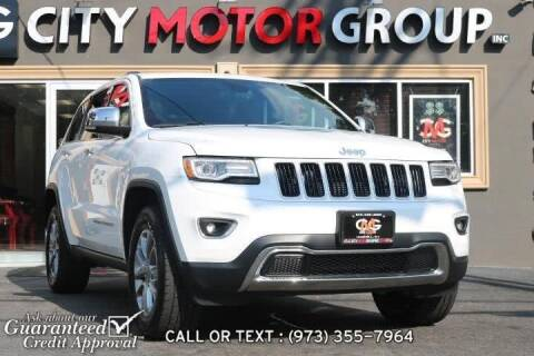 2016 Jeep Grand Cherokee for sale at City Motor Group, Inc. in Wanaque NJ