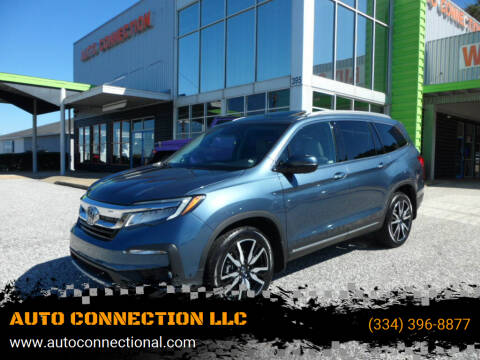 2020 Honda Pilot for sale at AUTO CONNECTION LLC in Montgomery AL
