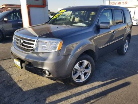 2012 Honda Pilot for sale at Vin - Mar Auto in Victorville CA