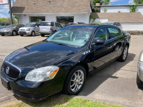 2007 Buick Lucerne for sale at ENFIELD STREET AUTO SALES in Enfield CT