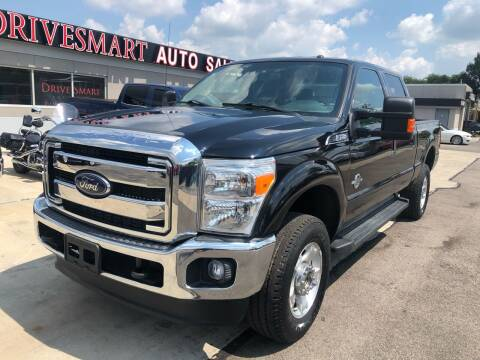 2016 Ford F-250 Super Duty for sale at DriveSmart Auto Sales in West Chester OH