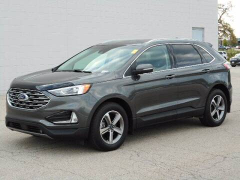 2019 Ford Edge for sale at HILLER FORD INC in Franklin WI
