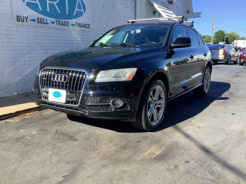 2013 Audi Q5 for sale at ARIA AUTO SALES INC.COM in Raleigh NC