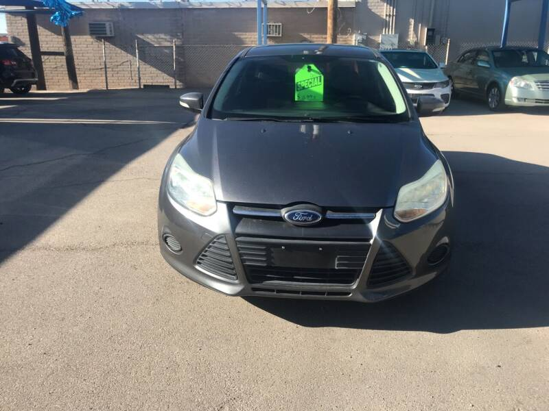 2014 Ford Focus for sale at Autos Montes in Socorro TX