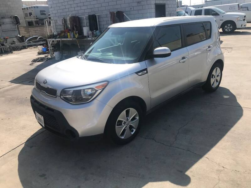 2015 Kia Soul for sale at OCEAN IMPORTS in Midway City CA