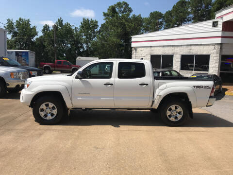 2014 Toyota Tacoma for sale at Northwood Auto Sales in Northport AL