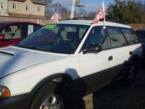 1998 Subaru Legacy for sale at Flag Motors in Islip Terrace NY