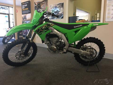 2022 Kawasaki KX250F
