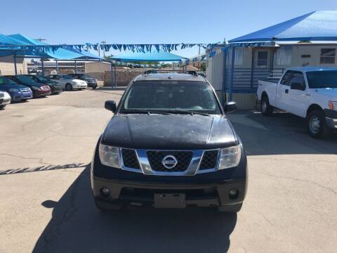 2006 Nissan Pathfinder for sale at Autos Montes in Socorro TX
