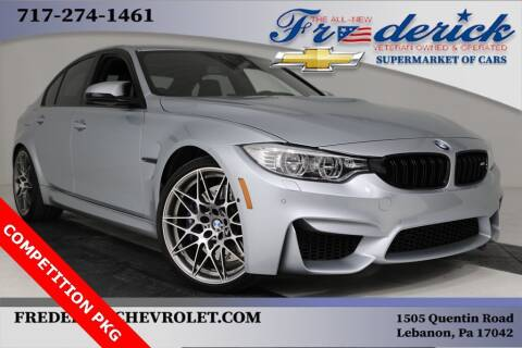 2017 BMW M3 for sale at Lancaster Pre-Owned in Lancaster PA