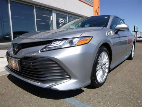 2020 Toyota Camry for sale at Torgerson Auto Center in Bismarck ND