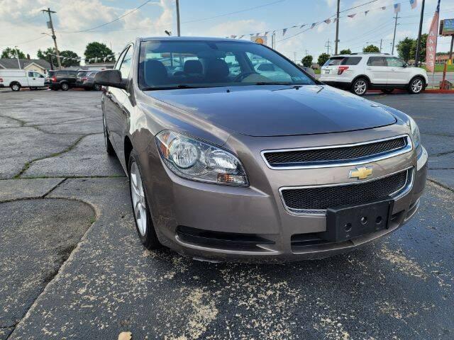 2012 Chevrolet Malibu for sale at Dixie Automart LLC in Hamilton OH