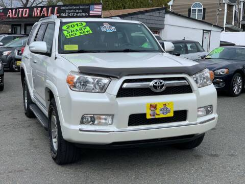 2013 Toyota 4Runner for sale at Milford Auto Mall in Milford MA