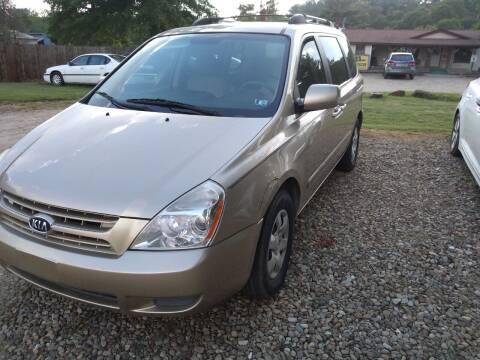2008 Kia Sedona for sale at Seneca Motors, Inc. (Seneca PA) in Seneca PA