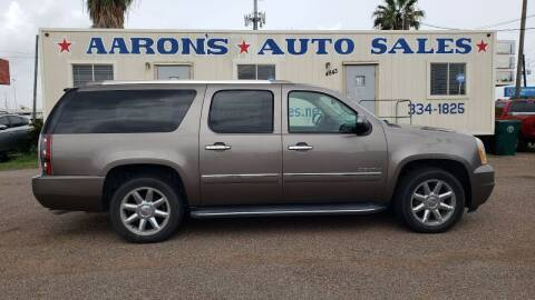 2013 GMC Yukon XL for sale at Aaron's Auto Sales in Corpus Christi TX