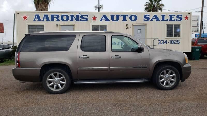 2013 GMC Yukon XL for sale at Aaron's Auto Sales in Corpus Christi TX