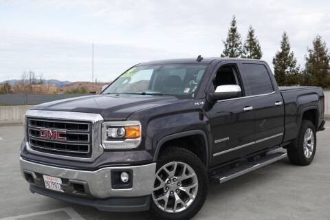 2014 GMC Sierra 1500 for sale at BAY AREA CAR SALES 2 in San Jose CA