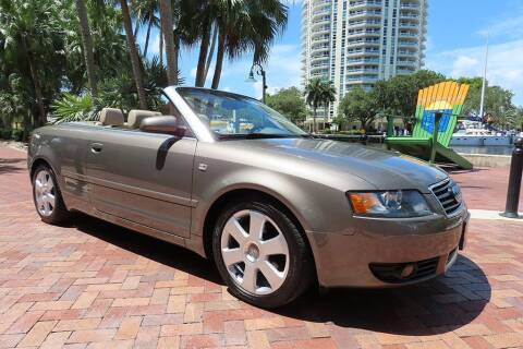 2006 Audi A4 for sale at Choice Auto in Fort Lauderdale FL