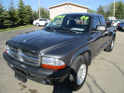 2004 Dodge Dakota for sale at Richfield Car Co in Hubertus WI