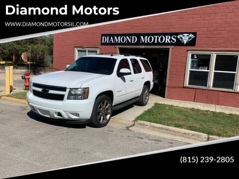 2011 Chevrolet Tahoe for sale at Diamond Motors in Pecatonica IL