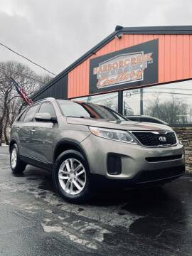 2014 Kia Sorento for sale at Harborcreek Auto Gallery in Harborcreek PA