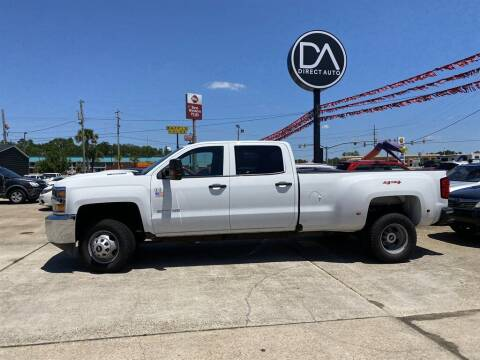2019 Chevrolet Silverado 3500HD for sale at Direct Auto in D'Iberville MS