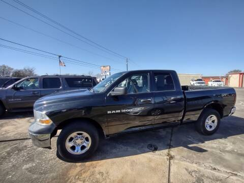 2011 RAM Ram Pickup 1500 for sale at BIG 7 USED CARS INC in League City TX