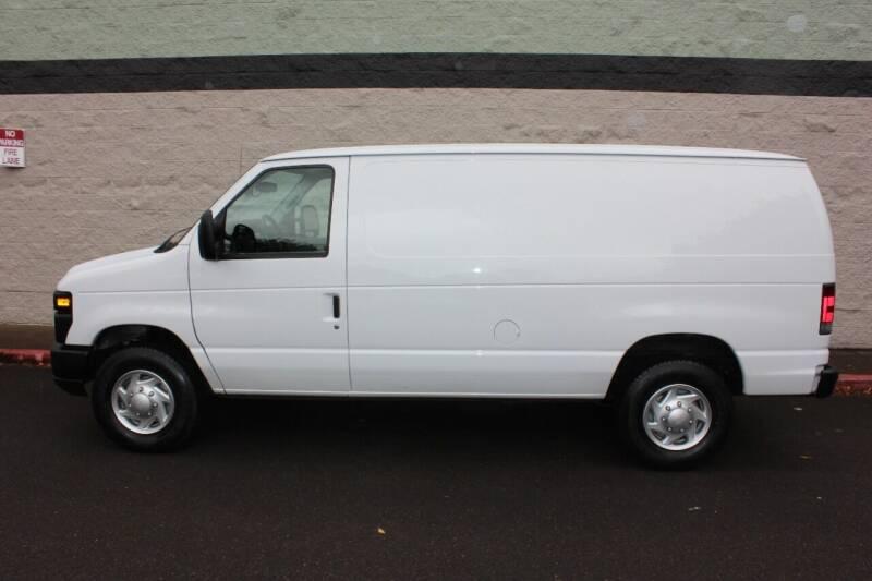 2013 Ford E-Series Cargo for sale at Al Hutchinson Auto Center in Corvallis OR