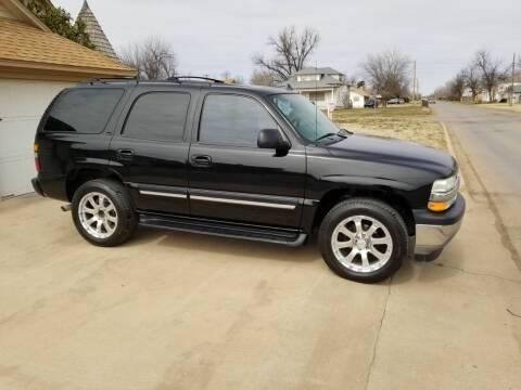 2006 Chevrolet Tahoe for sale at Eastern Motors in Altus OK