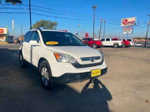 2008 Honda CR-V for sale at Russell Smith Auto in Fort Worth TX