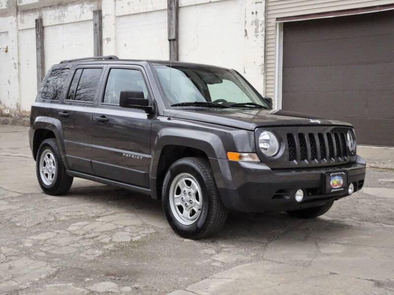 2016 Jeep Patriot for sale at Great Lakes Classic Cars & Detail Shop in Hilton NY