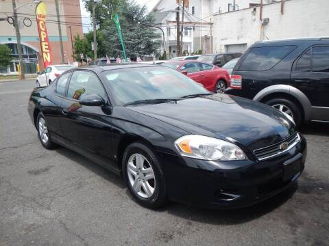 2007 Chevrolet Monte Carlo for sale at 103 Auto Sales in Bloomfield NJ