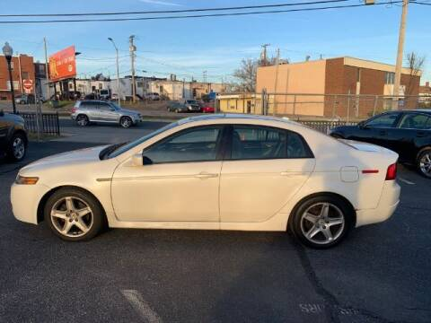 2006 Acura TL for sale at A&R Motors in Baltimore MD