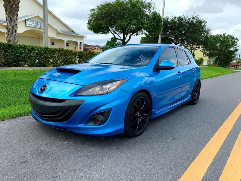 2011 Mazda MAZDASPEED3 for sale at GTR Motors in Davie FL