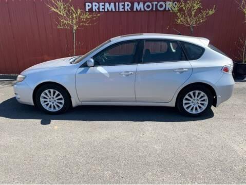 2011 Subaru Impreza for sale at PREMIERMOTORS  INC. in Milton Freewater OR