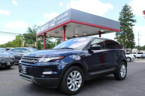 2015 Land Rover Range Rover Evoque for sale at Deals N Wheels 306 in Burlington NJ