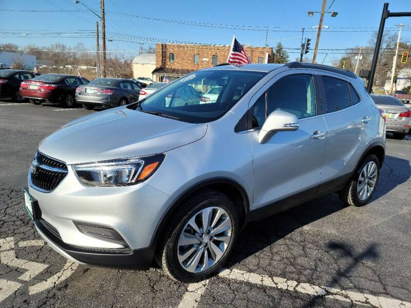2017 Buick Encore for sale at Shaddai Auto Sales in Whitehall OH