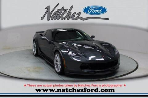 2019 Chevrolet Corvette for sale at Auto Group South - Natchez Ford Lincoln in Natchez MS