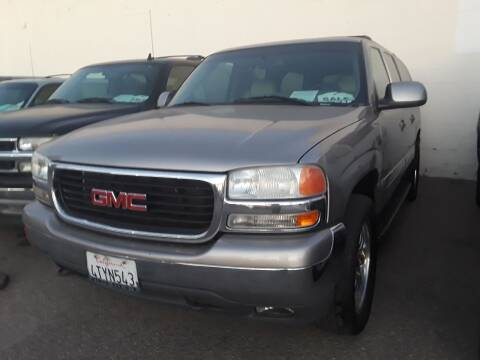 2001 GMC Yukon XL for sale at Goleta Motors in Goleta CA