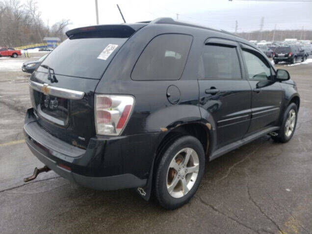 2007 Chevrolet Equinox for sale at HW Used Car Sales LTD in Chicago IL