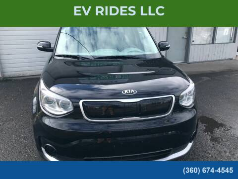 2016 Kia Soul EV for sale at EV RIDES LLC in Portland OR