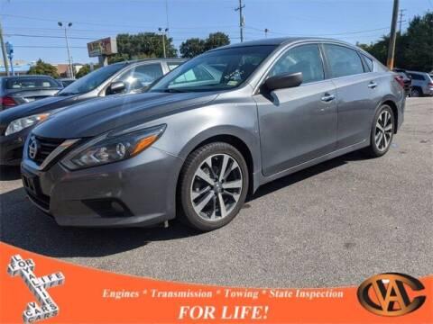 2017 Nissan Altima for sale at VA Cars Inc in Richmond VA
